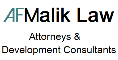 AFMalik Law- Attorneys & Development Consultants